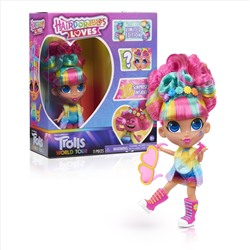 Hairdorables Loves Trolls World Tour, Ages 3+