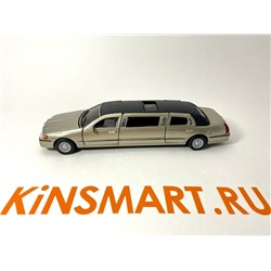 KINSMART Lincoln Town Car