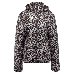 Lee Cooper, Leopard Print Plus Size Jacket Ladies