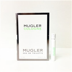 THIERRY MUGLER COLOGNE edt (m) 1.2ml пробник