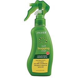 Jason Quit Bugging Me! Natural Insect Repellant Spray, 4.5 Fluid Ounce