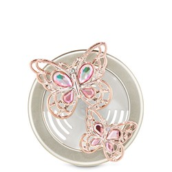 BUTTERFLY VENT CLIP Car Fragrance Holder