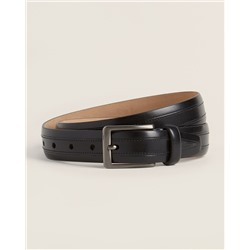 TRAFALGAR  Gabriel Cortina Leather Belt