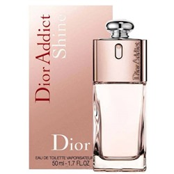 CHRISTIAN DIOR ADDICT SHINE edt (w) 50ml