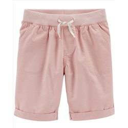 Everyday Pull-On Shorts