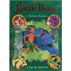 The Jungle Book: A Pop-Up Adventure (Classic Collectible Pop-ups) Hardcover