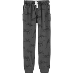 Carter's | Kid Dinosaur Pull-On French Terry Joggers