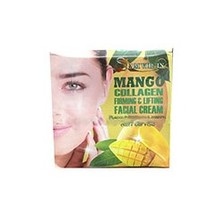 Крем для лица и шеи Mango Collagen Firm & Lifting  от Siam Virgin 100 гр / Siam Virgin Mango Collagen Firm & Lifting Cream	100g