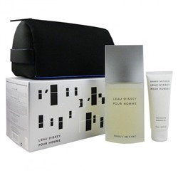 ISSEY MIYAKE L'EAU D'ISSEY edt (m) 75ml+75ml sh/g
