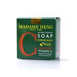 Мыло Madame Heng Витамин С + шелковица 150 гр / Madame Heng Original Mulberry + Vitamin C 150 g