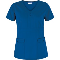 UA Butter-Soft STRETCH Scrubs Empire Waist Top