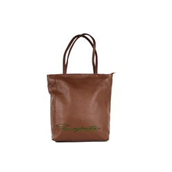 AB.Z · Pelle · shopper marron (520)