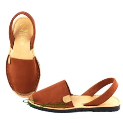 AB.ZAPATOS · 503-8 · NOB · brandy