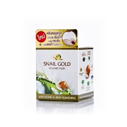 "Крем-филлер для лица ""Snail Gold volume filler"" 50 гр / Snail Gold volume filler 50gr"