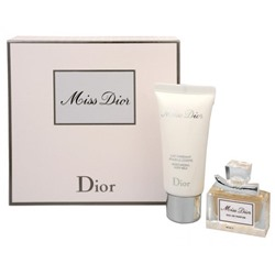 CHRISTIAN DIOR MISS DIOR CHERIE edp (w) 5ml mini+20ml b/milk