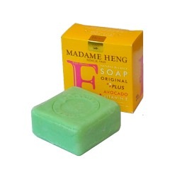 "Мыло Madame Heng ""Натуральный баланс"" с Авокадо 50 гр / Madame Heng Natural Balance Avocado & Vitamin E Soap 50 g"