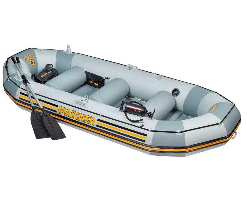 гребные лодки с надувным дном в москве