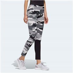 adidas, Womens Climalite Fc Printed Leggings