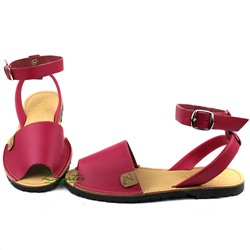AB. ZAPATOS correas · 320 FUXIA