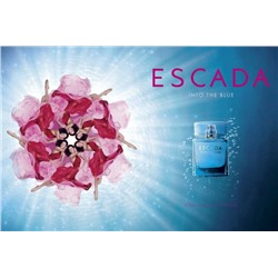 ESCADA INTO THE BLUE edp (w) 30ml TESTER
