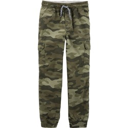Carter's | Kid Camo Pull-On Cargo Pants