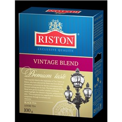 RISTON. Vintage Blend 100 гр. карт.пачка