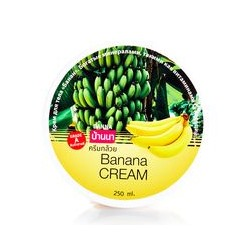 Крем для тела «Банан» от Banna 250 мл / Banna Banana Body cream 250 ml