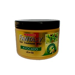 "Маска для волос серии ""Fantasy"" с авокадо Carebeau 250 гр / Carebeau Fantasy Hair Treatment Wax avocado 250 g"