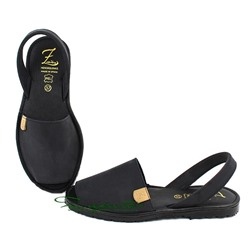 AB.ZAPATOS · 503-8 · NOB · total black