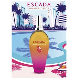 ESCADA MIAMI BLOSSOM edt (w) 100ml TESTER