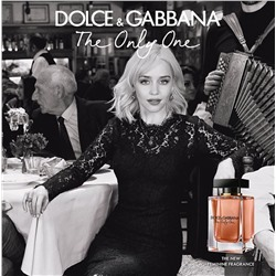 DOLCE & GABBANA THE ONLY ONE edp (w) 30ml