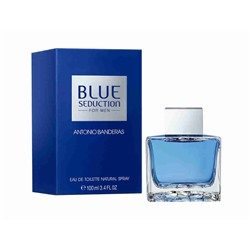 ANTONIO BANDERAS BLUE SEDUCTION edt (m) 100m