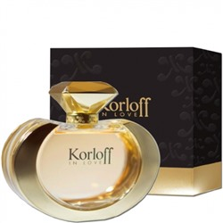 KORLOFF PARIS IN LOVE edp (w) 50ml