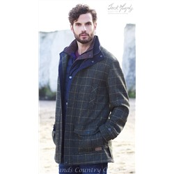Jack Murphy Colman Tweed Coat
