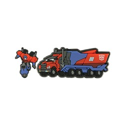 Transformers Optimus Prime Jibbitz™ Shoe Charm Set