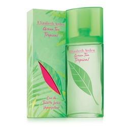 ELIZABETH ARDEN GREEN TEA TROPICAL edt (w) 100ml