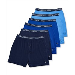 Polo Ralph Lauren Men's P5 +1 Knit Boxers