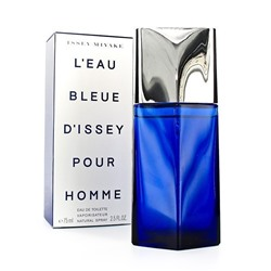 ISSEY MIYAKE L'EAU D'ISSEY BLEUE edt (m) 75ml