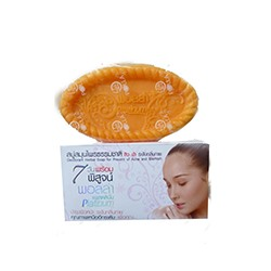 Platinum от Polla 150 гр / Polla Platinum Natural Herbal Soap Body And Face Anti Acne Melasma 150 g