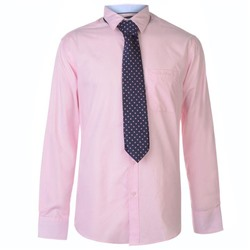 Pierre Cardin, Long Sleeve Shirt Tie Set Mens