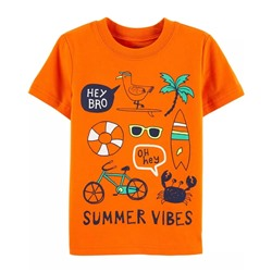 Carter's | Baby Summer Vibes Jersey Tee
