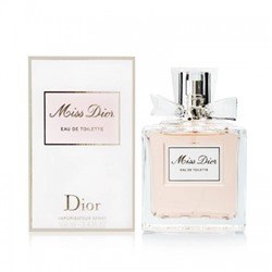 CHRISTIAN DIOR MISS DIOR edt (w) 100ml TESTER