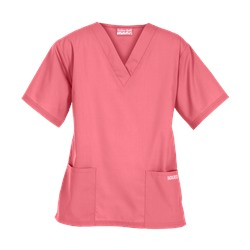 Butter-Soft Scrubs by UA™ Women's Two Pocket Top