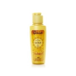 Солнцезащитный крем GOLD 24K Perfect cream SPF50PA+++ от Genive 150 мл / Genive GOLD 24K Perfect cream SPF50PA+++ 150 ml