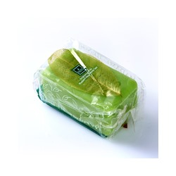 Спа-мыло для лица и тела с зеленым чаем от Madame Heng 120 гр / Madame Heng Aroma spa Green tea Soap