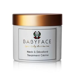 Neck & Décolleté Treatment Cream, Vit C, Peptides + More, 2.4 oz.