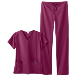 Vital Threads Unisex Scrub Set