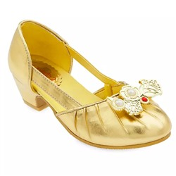 Belle Costume Shoes for Kids – Beauty and the Beast