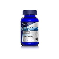 ГЛЮТАМИН ПЛЮС ОТ VISTRA 60 ТАБЛЕТОК / VISTRA L-GLUTAMINE PLUS 60 TABLETS