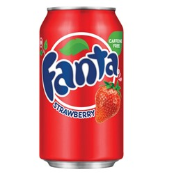 Fanta Strawberry (355мл)